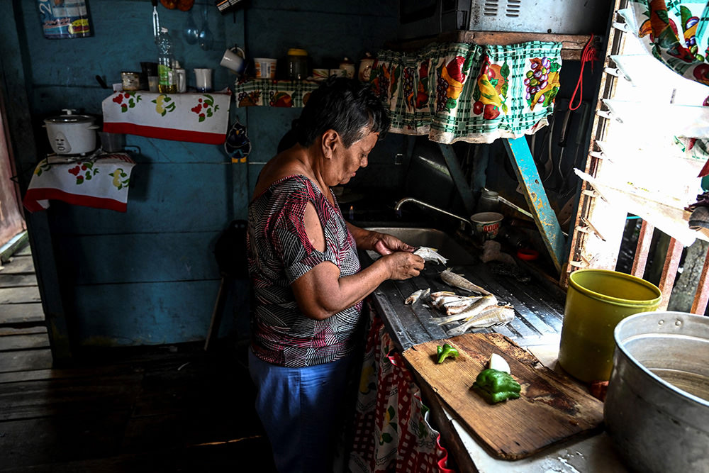 Lagunillas reporta bajas tasas de consumo de tubérculos, vegetales, carnes y lácteos