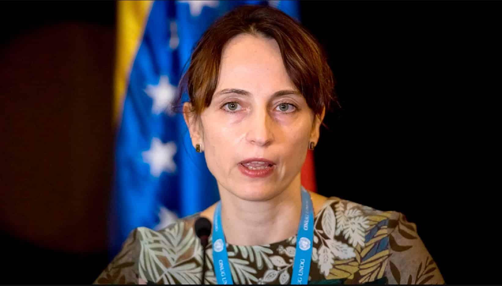 Relatora Especial Alena Douhan: las sanciones han exacerbado la crisis económica y social preexistente