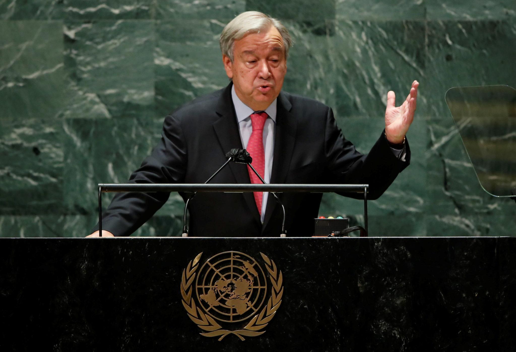 Secretario General de la ONU presenta informe sobre intimidación y represalias en contra quienes cooperen con las Naciones Unidas