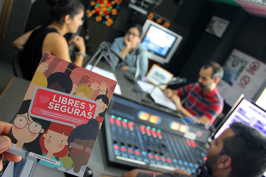 Niñas y mujeres venezolanas corren el riesgo de caer en redes de trata de personas