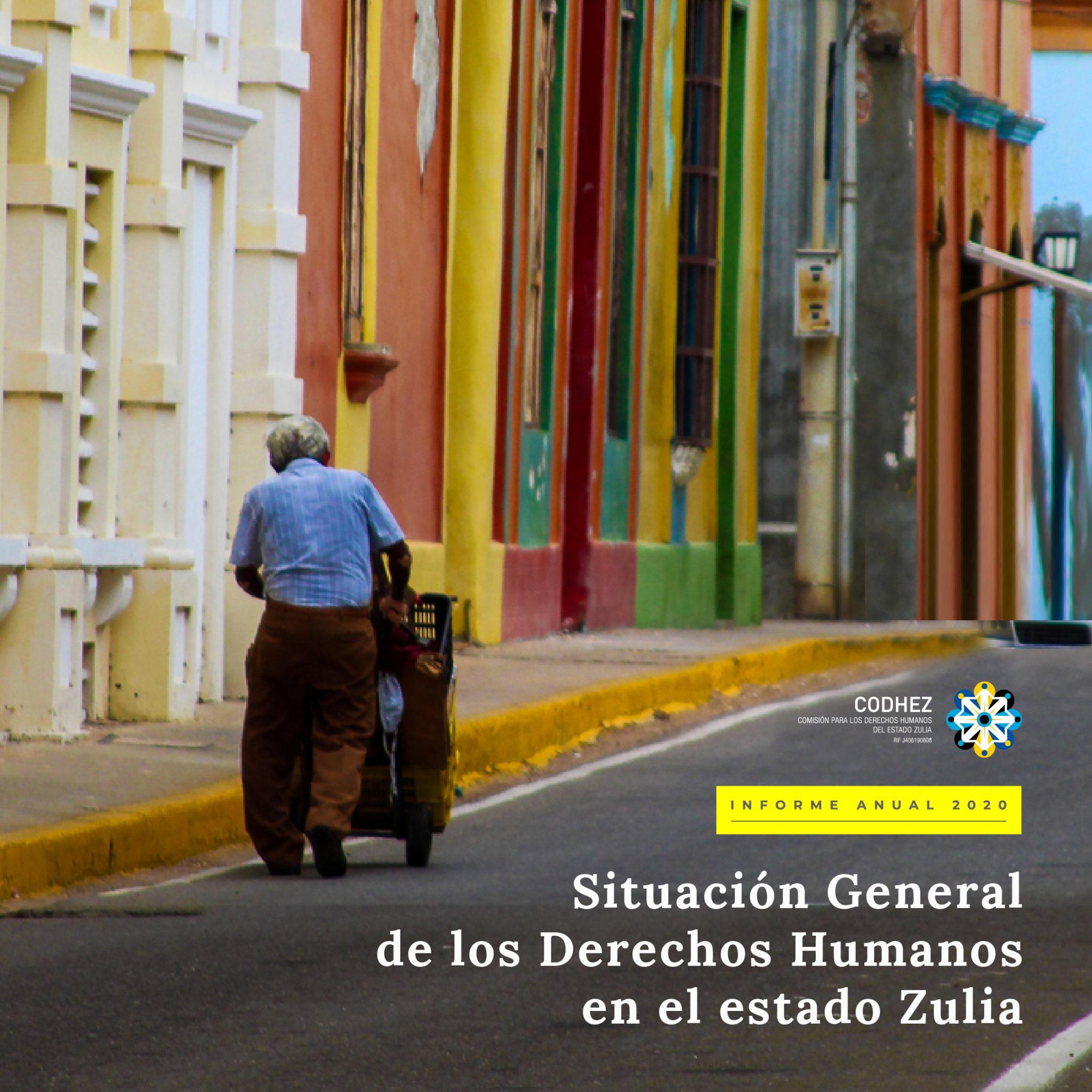 Vulneraciones a los derechos humanos en el Zulia se intensificaron durante 2020