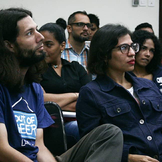 Culmina el Taller de Crónica con perspectiva en derechos humanos organizado por Codhez