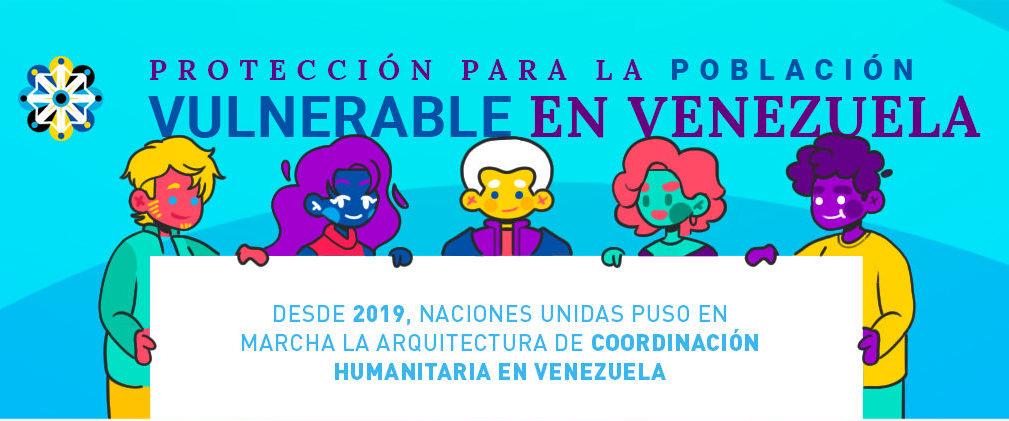 La campaña Respuestas para Venezuela visibiliza las acciones humanitarias de Naciones Unidas en el país