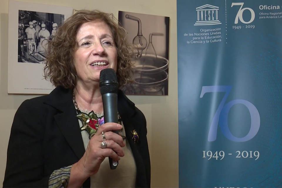 Patricia Tappatá Valdéz se integra a la Misión de Determinación de Hechos sobre Venezuela